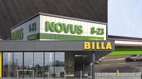Сеть Novus заключила соглашение на приобретение сети Billa - новости Украины, FMCG