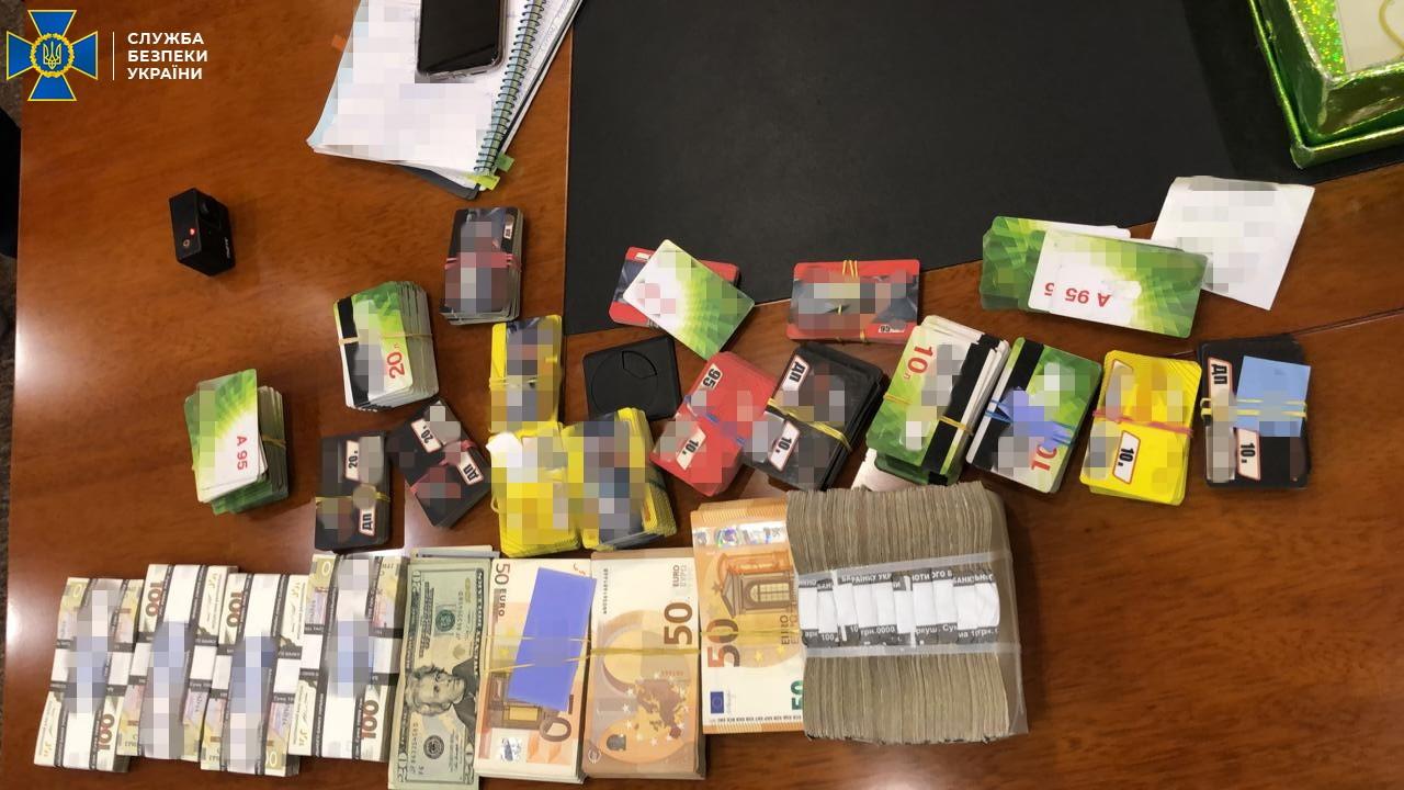 СБУ спіймала керівників Укрзалізниці на корупції в контейнерних перевезеннях: фото