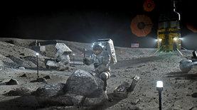 """Колонизация Луны. Украина девятая в мире подписала соглашение с NASA по """"Артемиде"""""""