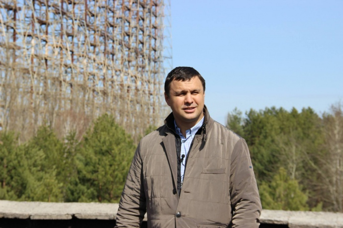 Максим Микитась, фото: Facebook / Максим Микитась