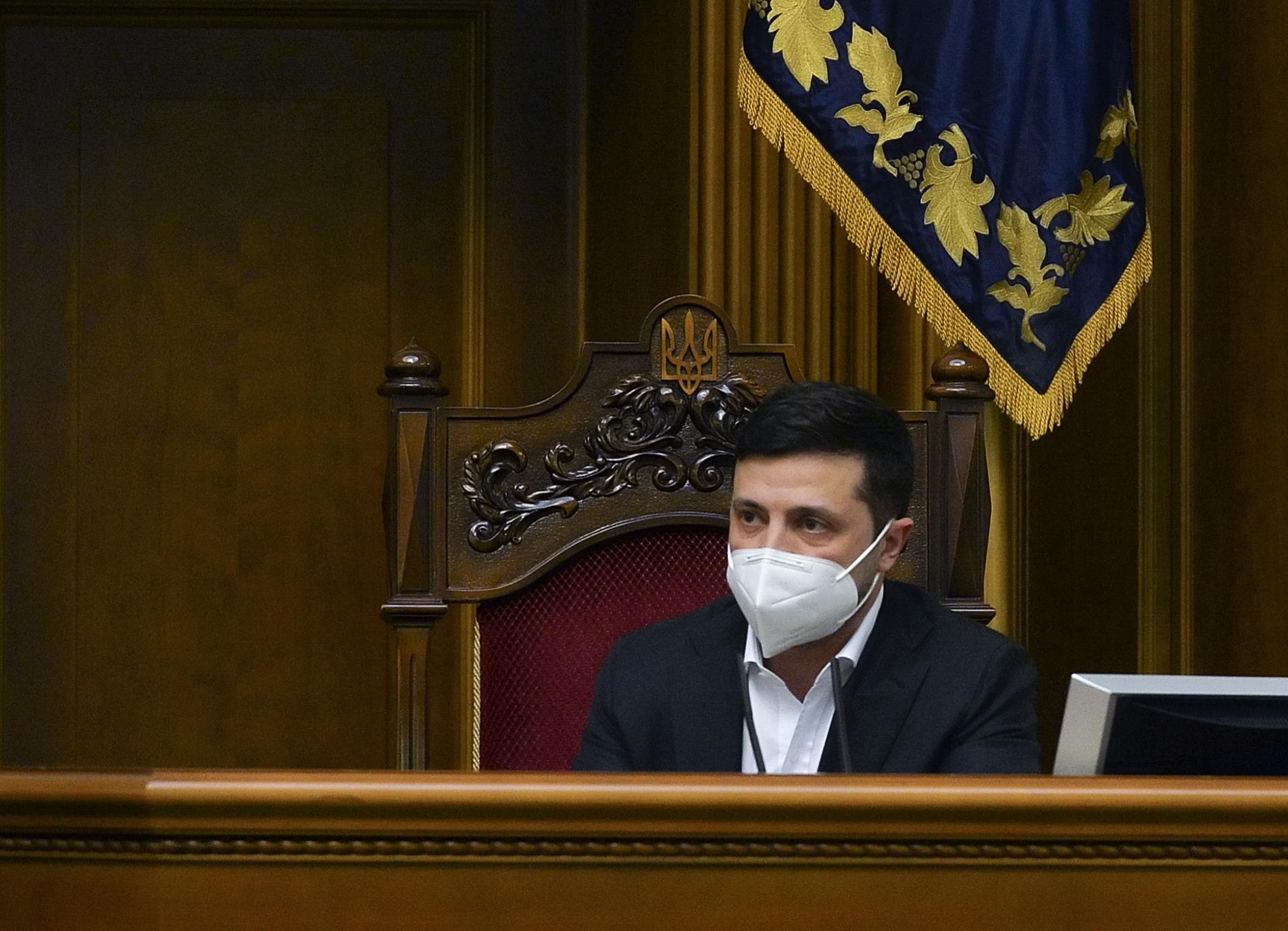 Володимир Зеленський (фото – EPA)