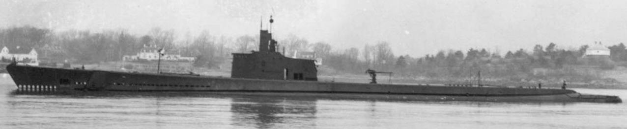 USS Grenadier (фото — navsource.org)