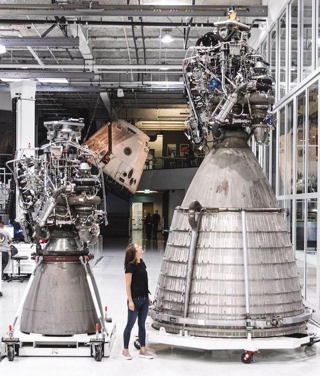 У Илона Маска испытали вакуумный вариант ракетного двигателя Raptor – видео