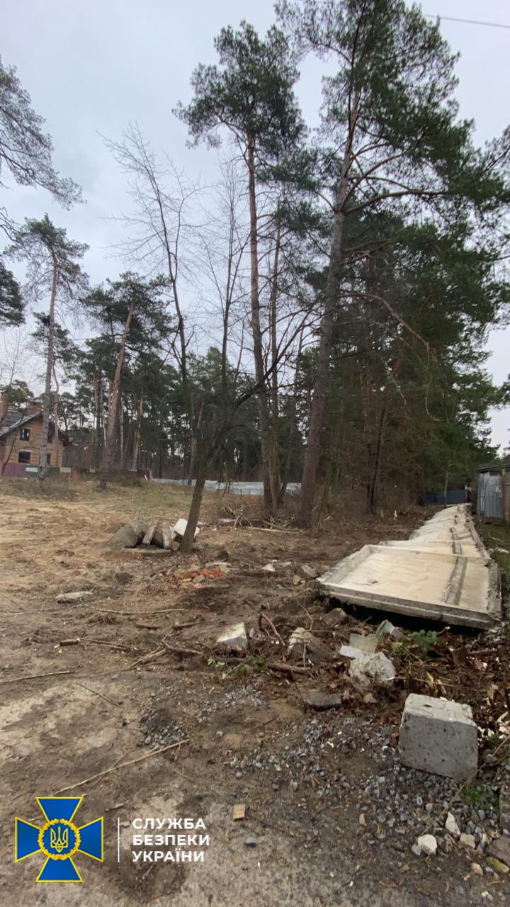 Разоблачили депутата сельсовета Львовской области на отчуждении земли Минобороны