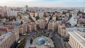 Впервые за 30 лет. Майдан Независимости очистили от незаконной рекламы: фото