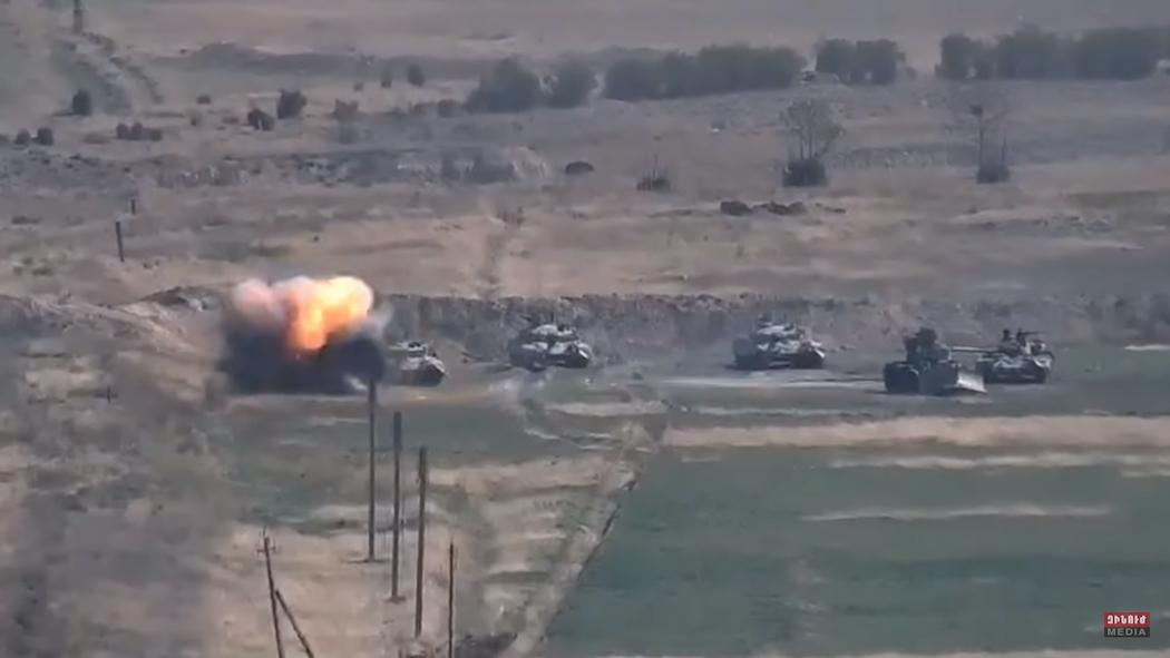 Азербайджан и Армения на пороге большой войны – что происходит в Нагорном Карабахе