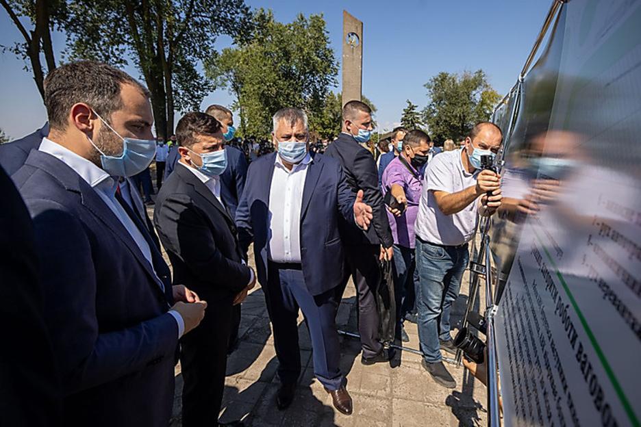"""В Бердянске создадут """"Весовой блокпост"""""""