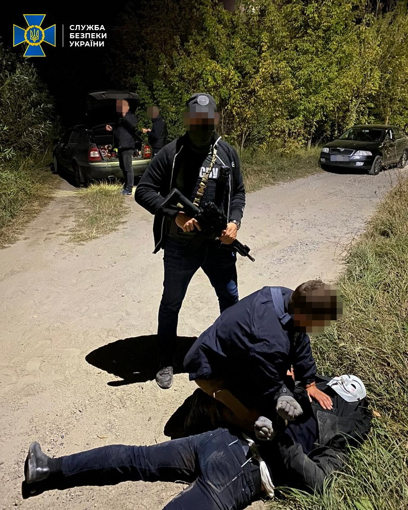 В Киевской области СБУ предотвратила убийство бизнесмена
