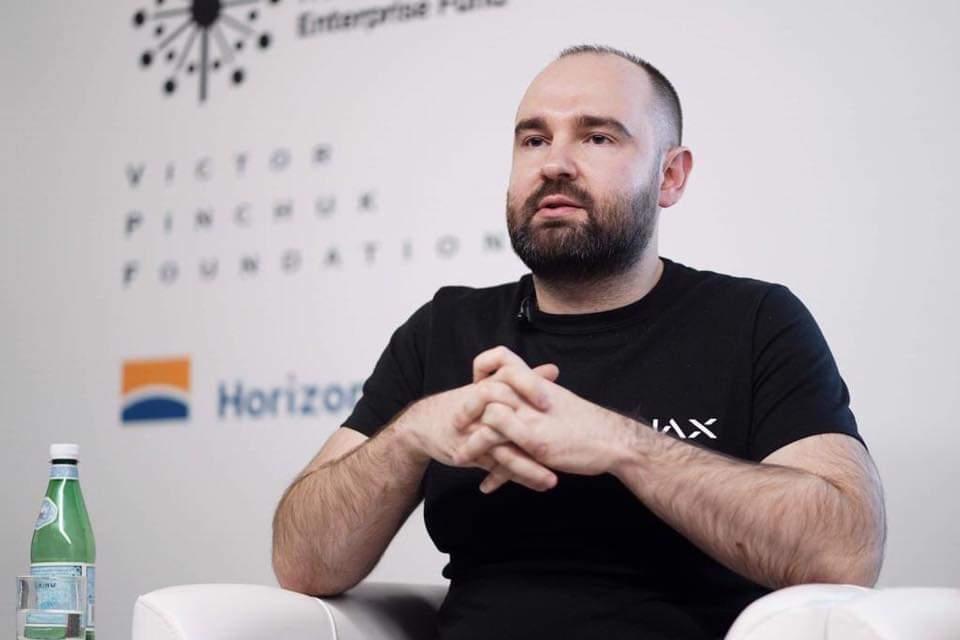 Александр Конотопский. Фото из Facebook
