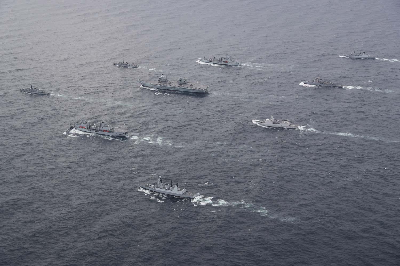 У Європі сформували найпотужнішу за останні 20 років авіаносну групу: фото