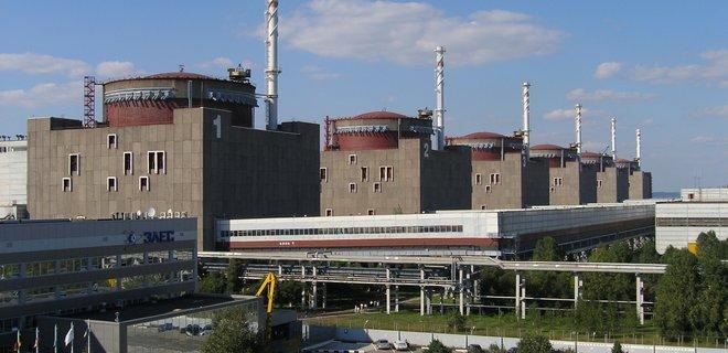 Запорожская АЭС. Фото: пресс-служба Энергоатом