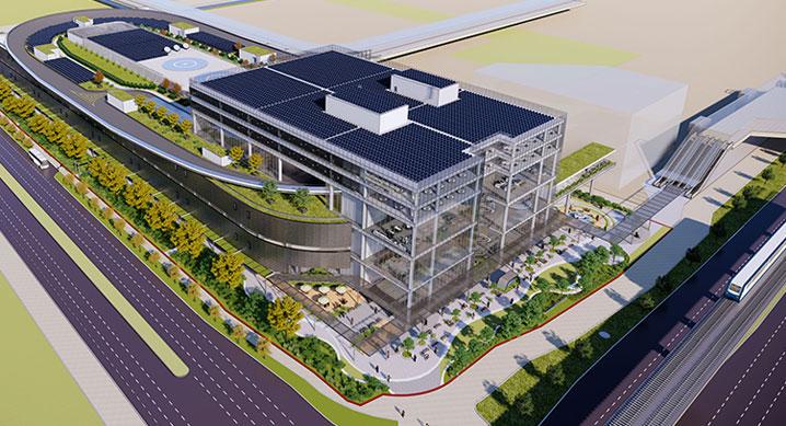 30 000 електрокарів на рік. Hyundai інвестує майже $300 млн в інноваційний хаб