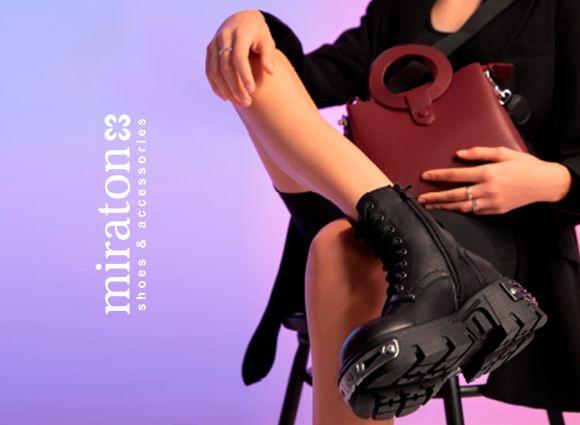 ботфорты высокие черные грубые ботинки ботинки с квадратным носом