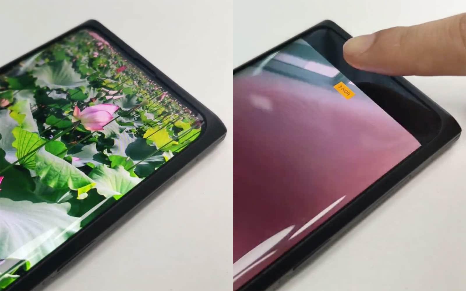 Концепт смартфона OPPO с подэкранной камерой. Фото: пресс-служба OPPO
