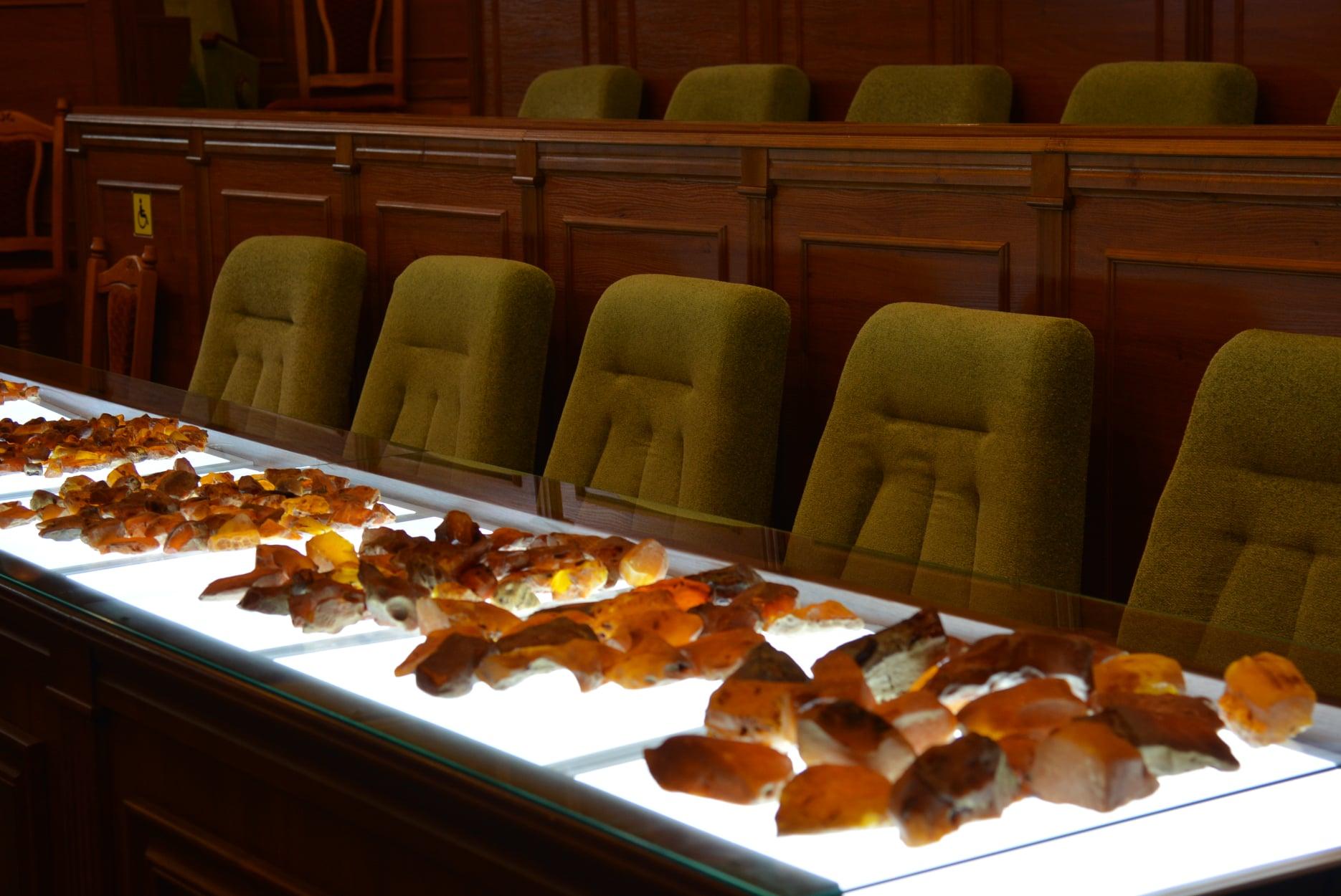В Украине впервые прошел аукцион по продаже янтаря. Наторговали 21,6 млн грн: фото, видео