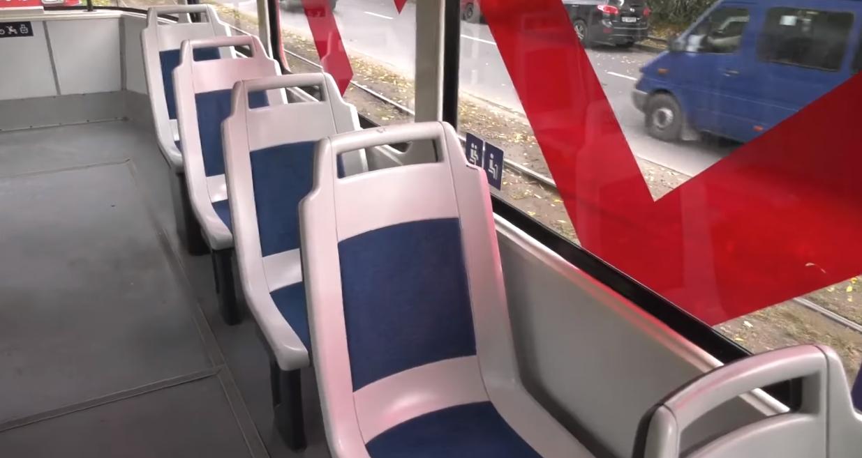 В Днепре на маршрут вышли 12 отремонтированных трамваев из Германии – фото, видео