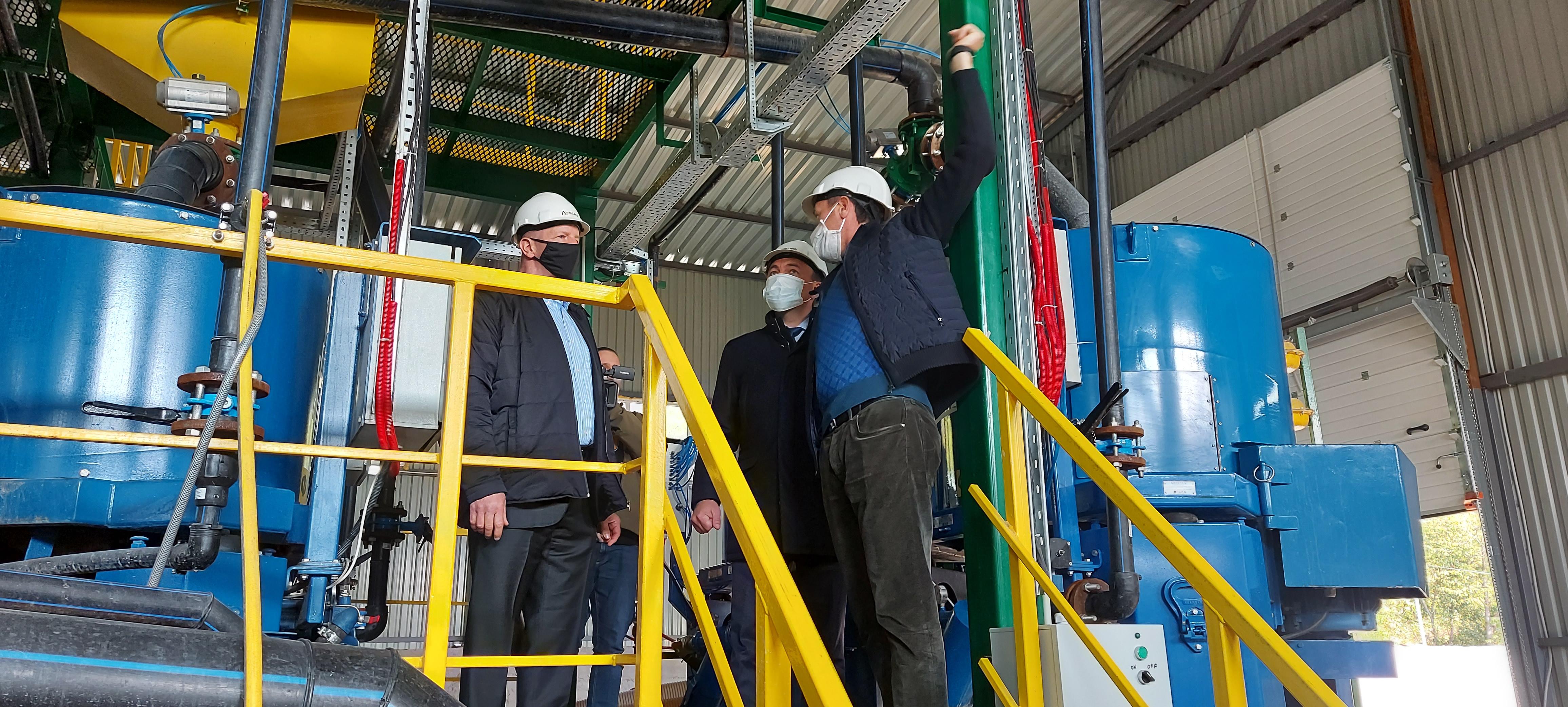 Україна повернула статус золотовидобувної країни. Запущено рудник після простою: фото