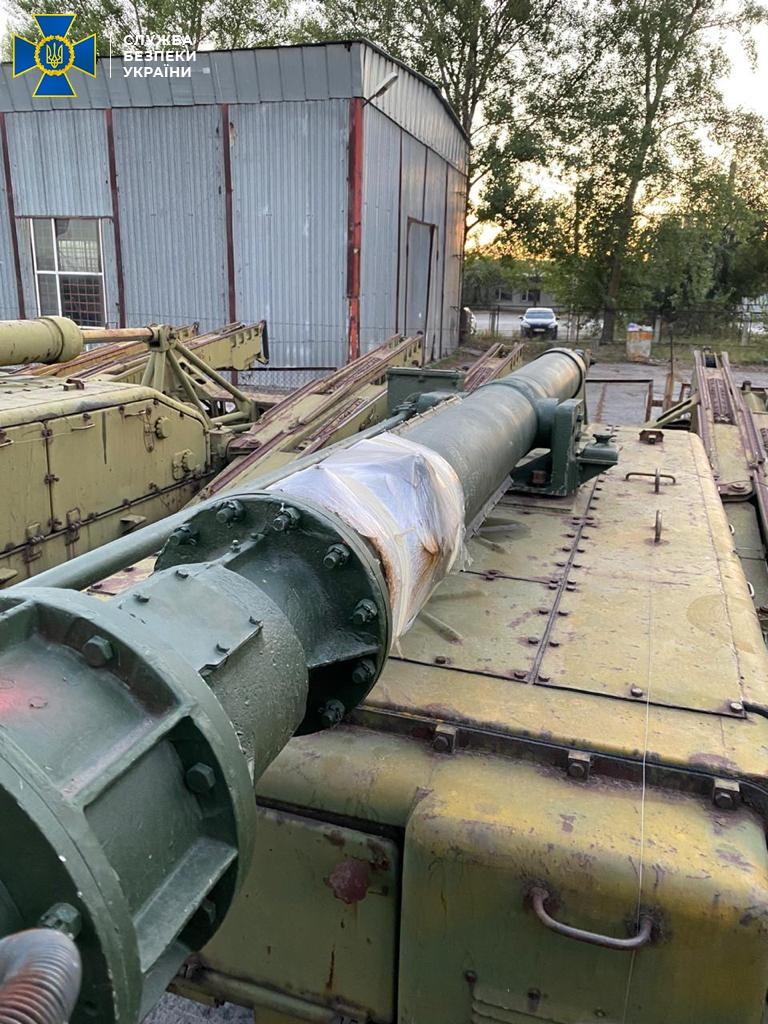 СБУ разоблачила схему незаконного ввоза в Украину зенитно-ракетных комплексов