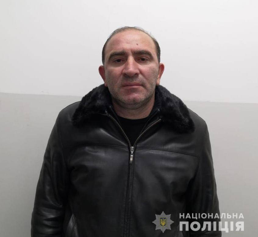 В Киевской области полиция задержала вора в законе