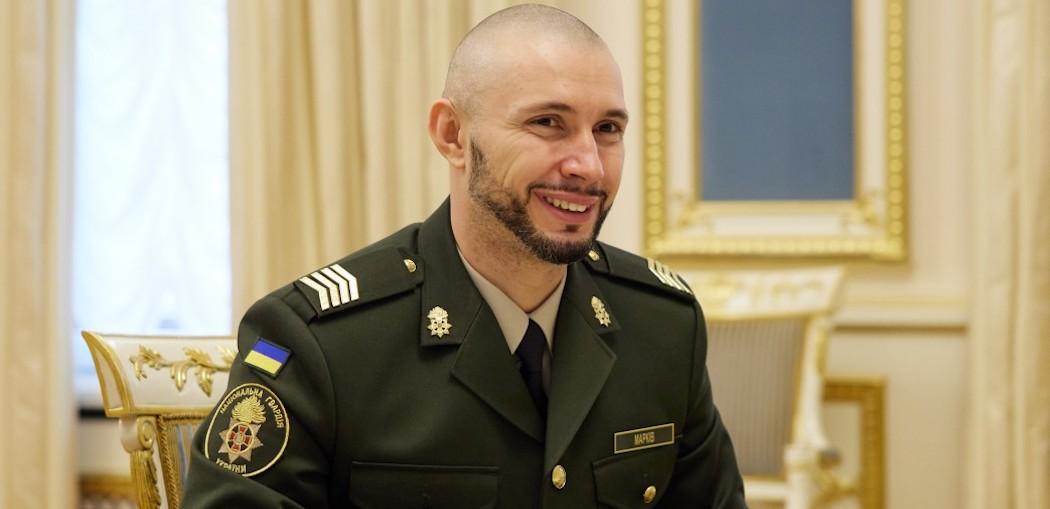 Виталий Маркив (Фото: пресс-служба ОП)