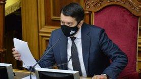 Спикер Верховной Рады поручил принять закон для регулировки вопросов с ФОПами - новости Украины,
