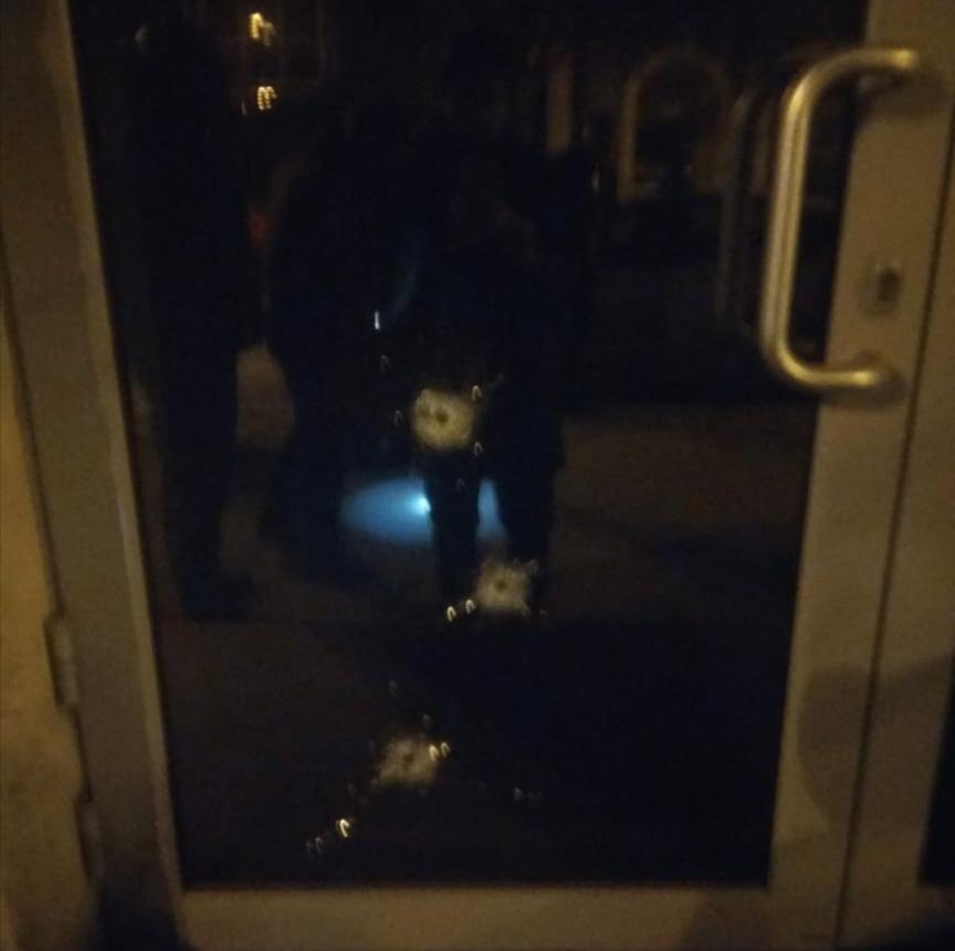 В Харькове ночью обстреляли консульство Азербайджана