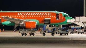 АМКУ оштрафовал аэропорт Днепр за связь с авиакомпанией Windrose Игоря Коломойского - новости Украины, Транспорт