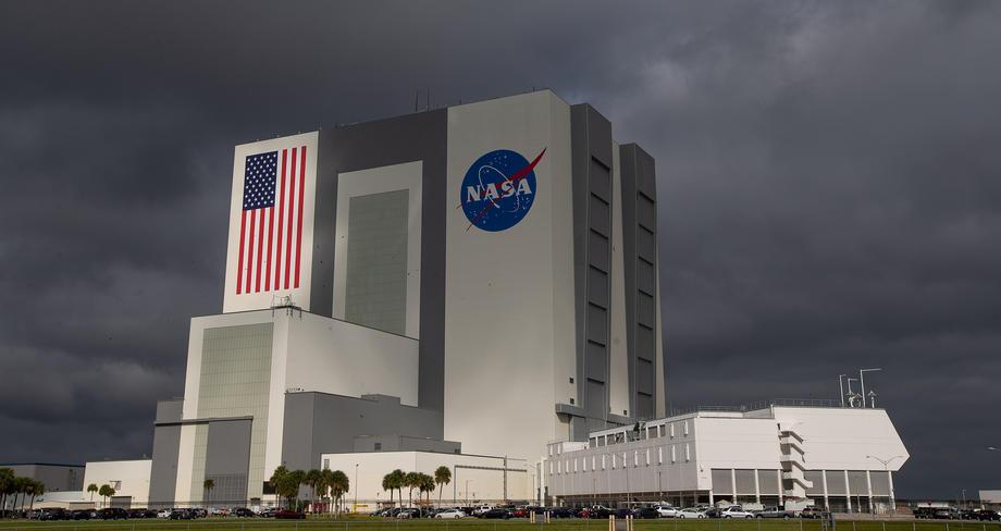 Здание NASA, фото: CJ GUNTHER /EPA