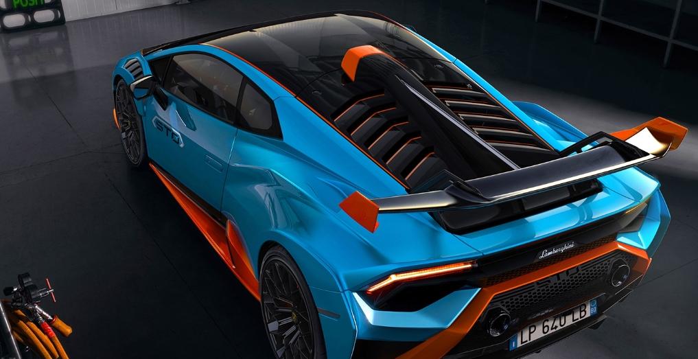 Lamborghini презентувала оновлений суперкар Huracan STO за 250 000 євро: фото, відео
