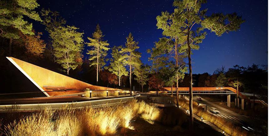 Мемориал героям Небесной сотни, фото: официальный сайт Guess Line Architects