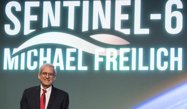 Майкл Фрайлих (фото — NASA)