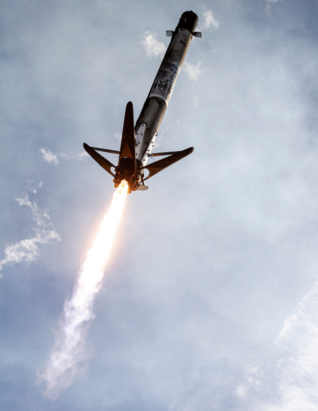 Фото – SpaceX