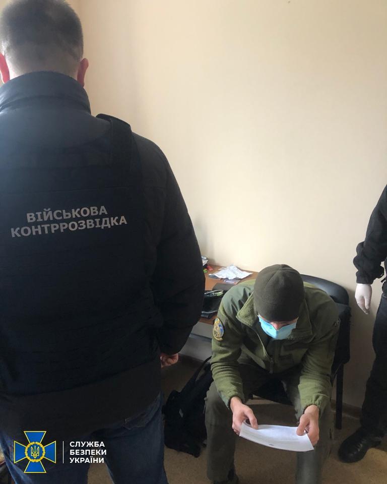 СБУ заарештувала командира підрозділу Нацгвардії: підозрюють у роботі на Росію