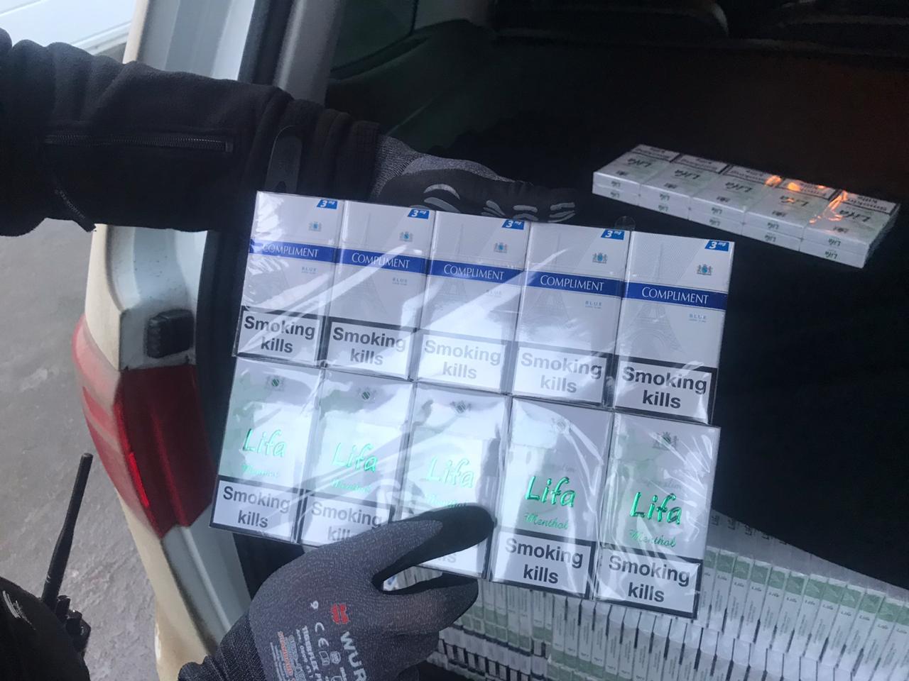 На кордоні затримали угорського дипломата з багажником сигарет – Держприкордонслужба