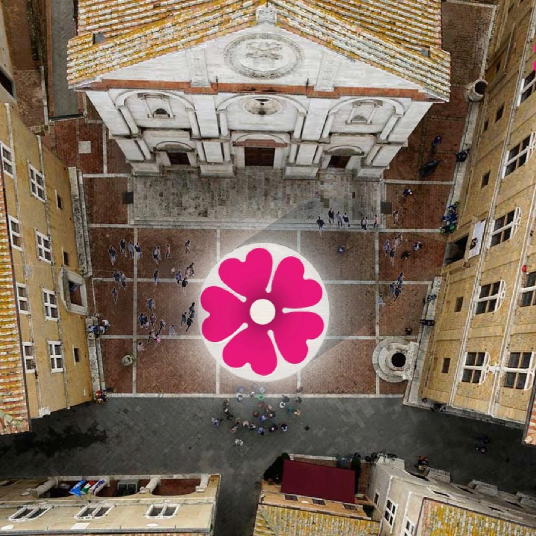 Так будет выглядеть павильон для вакцинации в Италии (Фото: Facebook/Stefano Boeri Architetti)