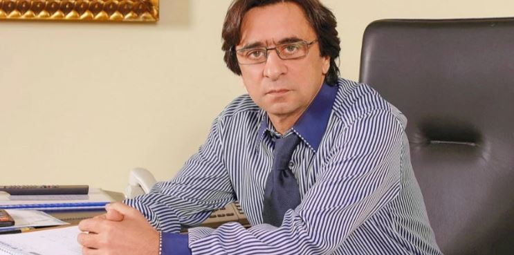 Единственное фото Леонида Юрушева в украинских медиа, фото: Фокус
