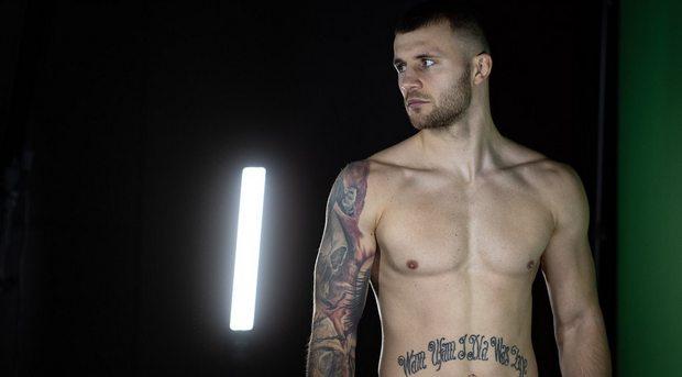 Камил Шеремета (фото — пресс-служба Matchroom Boxing)