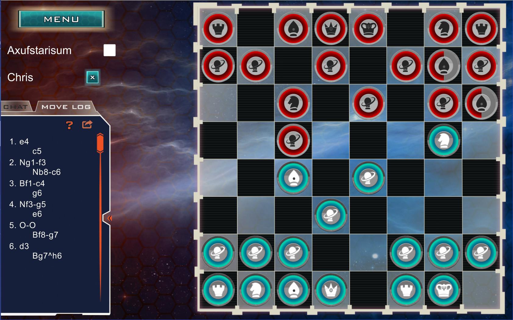 Quantum Chess