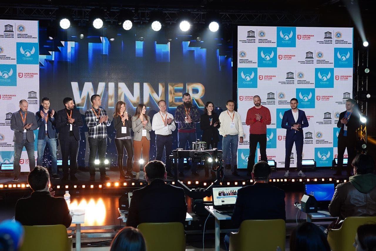 Участники финала Startup World Cup Ukraine