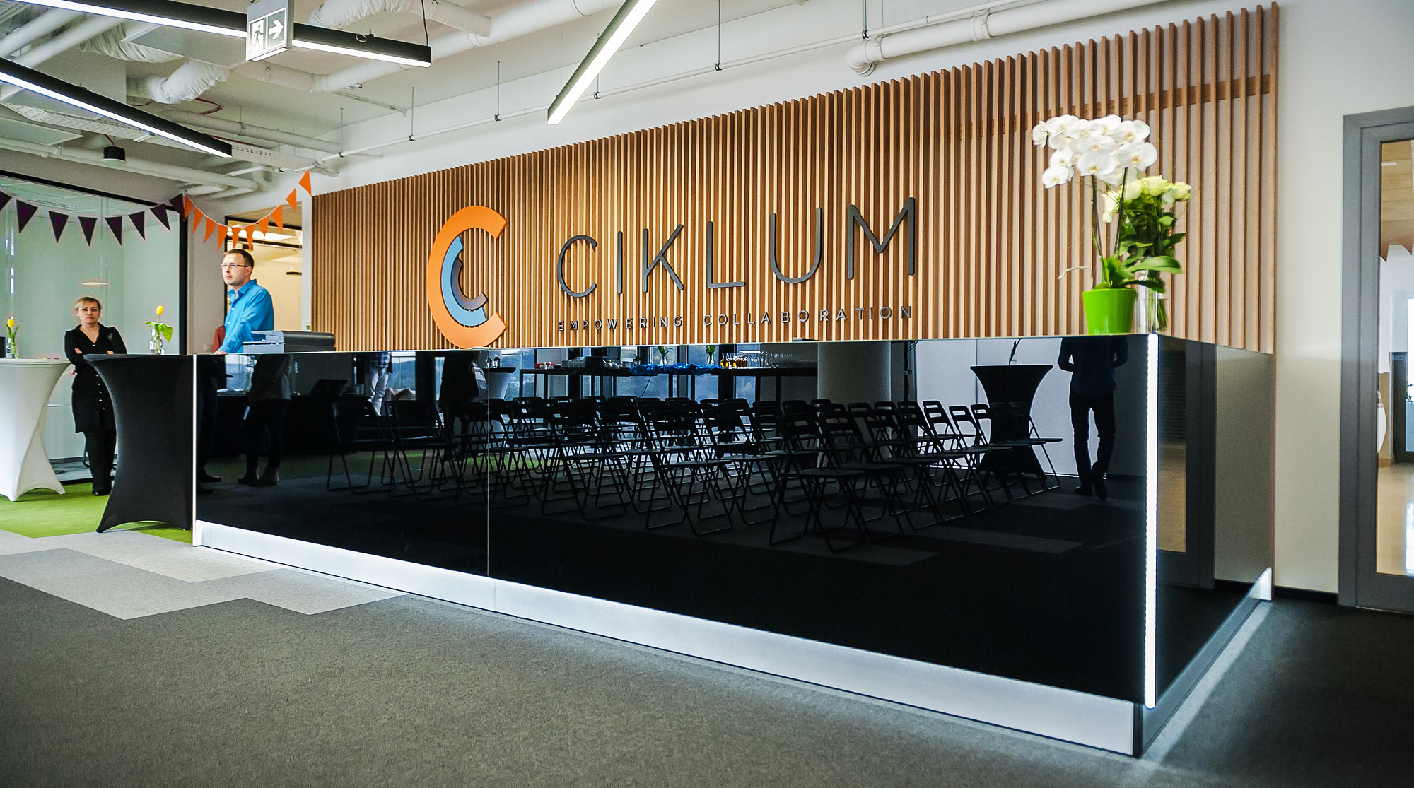 Офис Ciklum (Фото: пресс-служба Ciklum)