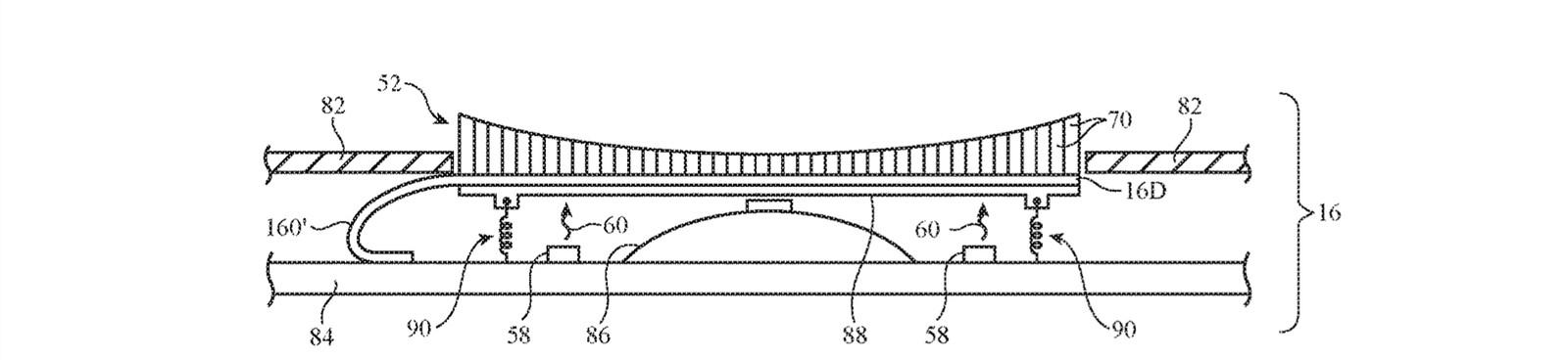 Иллюстрация: патент Apple