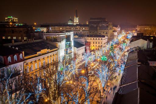 Улица Дерибасовская, фото – Макс Каспер