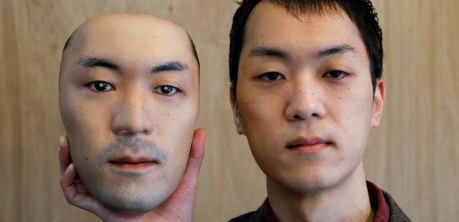 У Японії почали продавати гіперреалістичні 3D-маски з обличчями інших людей: відео