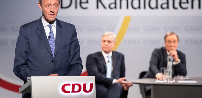 Один из главных соперников Меркель может стать главой ее преемником – The Guardian