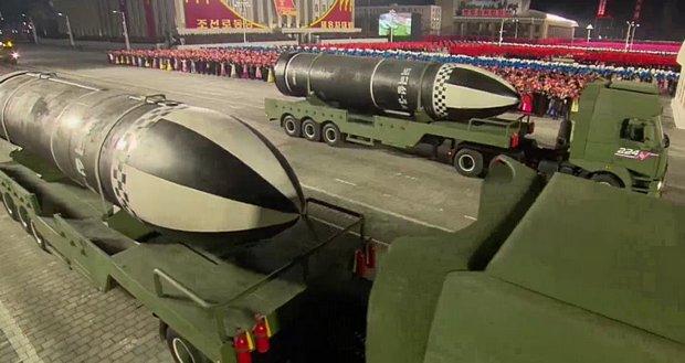 Cкриншот из видеозаписи KCNA