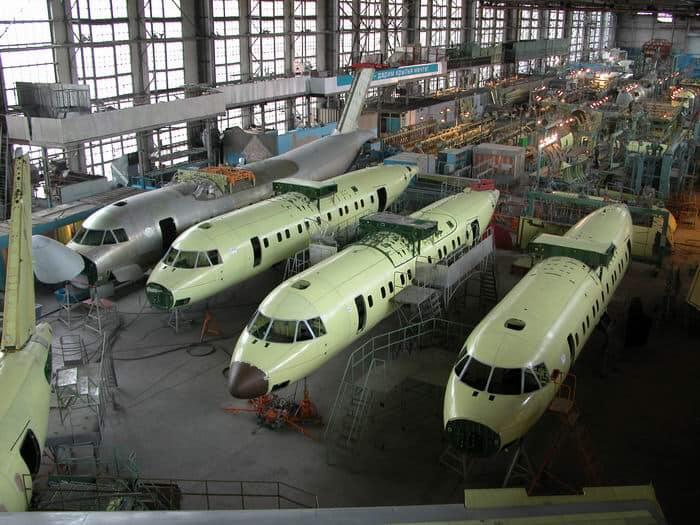 Харківський авіазавод може відновити виробництво літаків Ан-74 для армії: фото