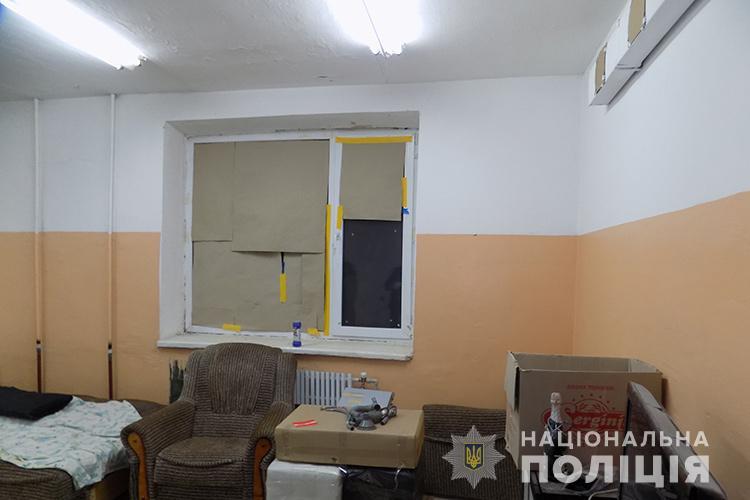 Стрельба по детям в Тернополе: полиция проверяет местного жителя, изъято ружье