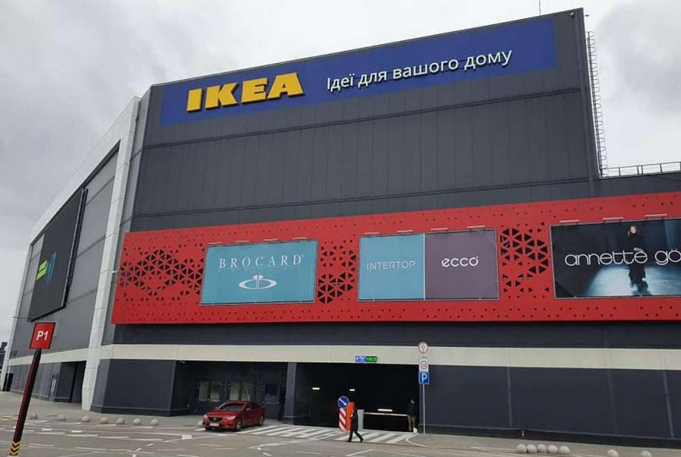 IKEA в ТРЦ Blockbuster Mall, фото RAU