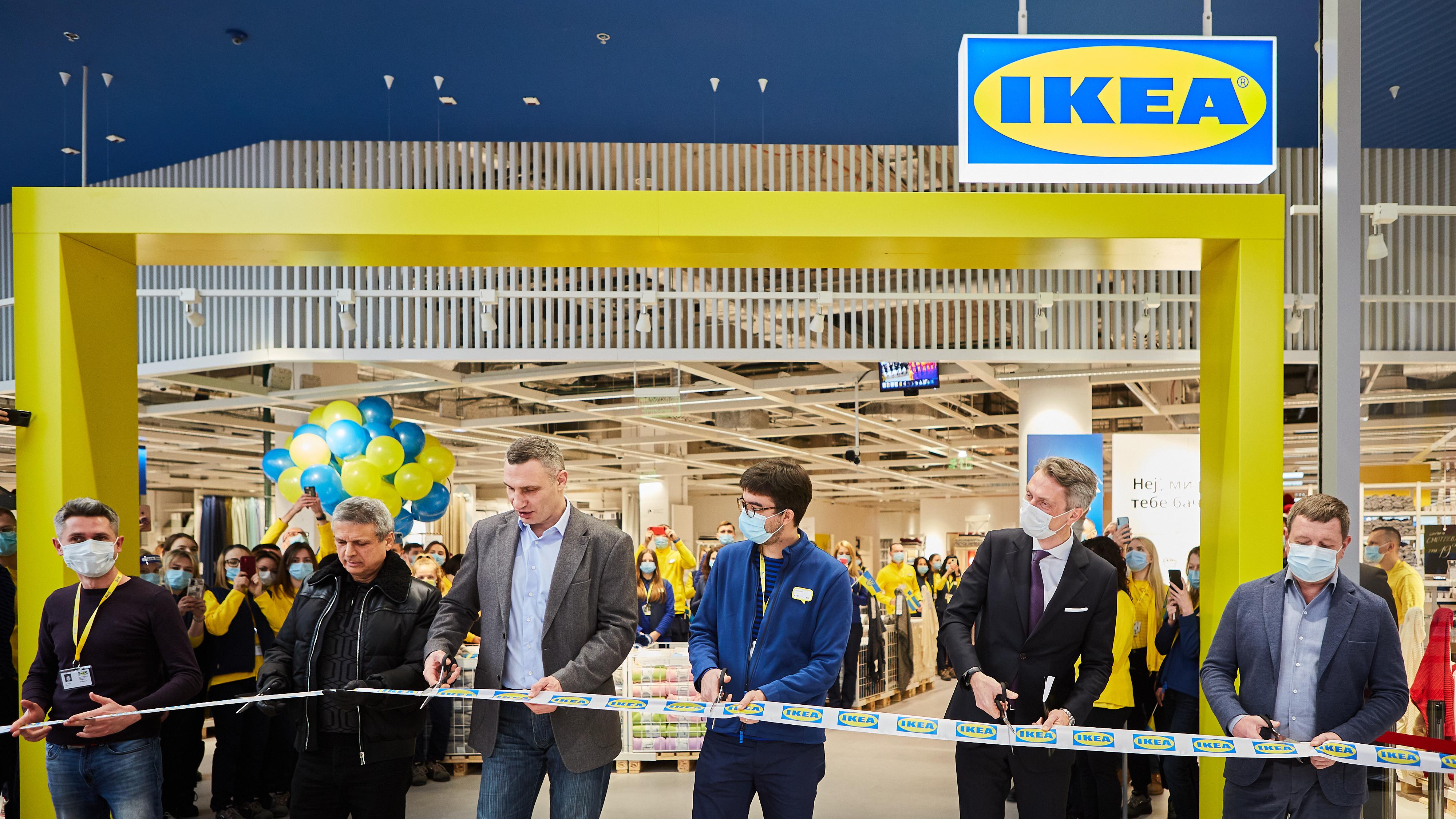 Открытие IKEA в ТРЦ Blockbuster Mall,фото: пресс-служба IKEA