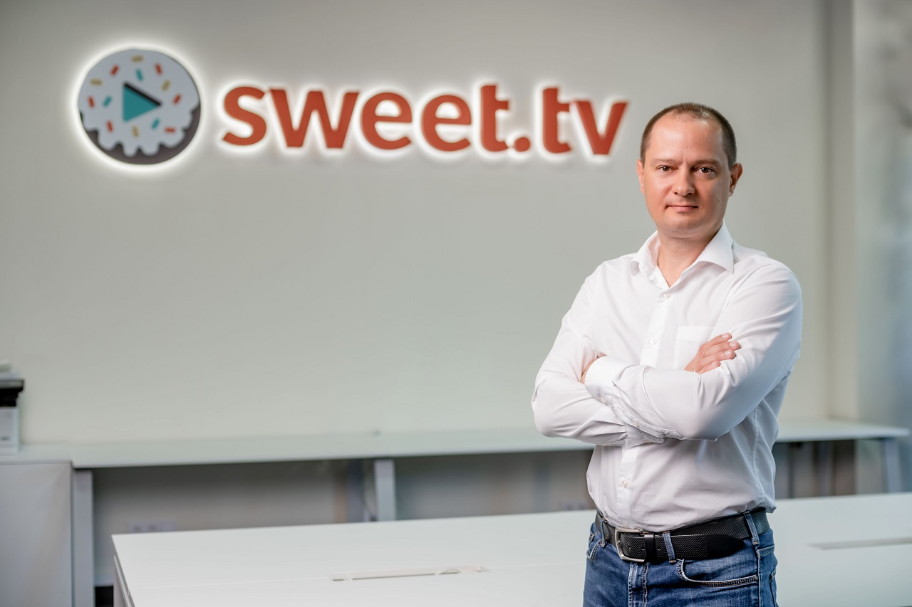 Александр Резунов, директор Sweet TV (Фото: пресс-служба Sweet TV)